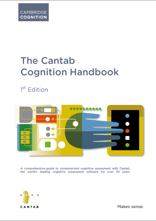 Cantab Cognition Handbook resource download