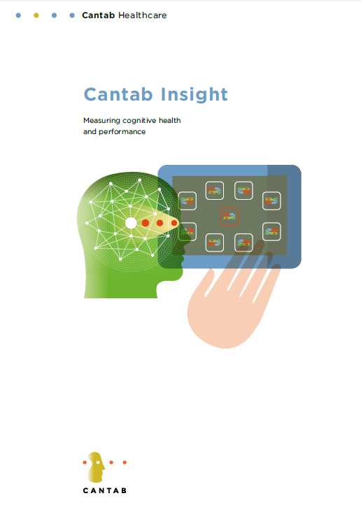 CANTAB Insight brochure
